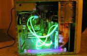 Inicio PC hace la refrigeración por agua