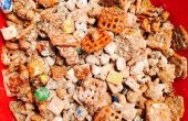 Cómo hacer Chow Mutt (Puppy Chow y Trail Mix)