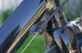 Curado bicicleta Cluster ruido