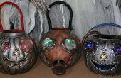 Calabazas de Steampunk de Gena Rumple