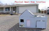Interfaz de automatización de hogar de física