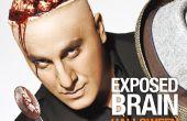 Expuesto cerebro - Tutorial de maquillaje SFX