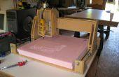 Cómo hacer una máquina de CNC de tres ejes (barato y fácil)