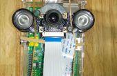 Leva de seguridad fácil frambuesa Pi con carga automática de la Web