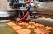 Inicio de impresora 3D Brew - Kaliope MK1