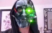 Hacer una máscara de Cyborg