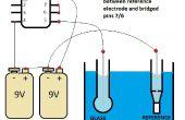 Medidor de pH electrónico bricolaje barato