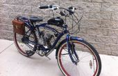 Mi bicicleta motorizada