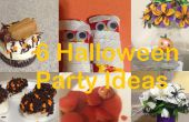 6 Ideas de fiesta de Halloween