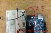 Probador de la batería de Arduino (1,5 v)