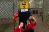 El hombre Lego Guy Fawkes