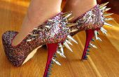 D.I.Y. Sexy Spikey Pumps (High Heels)