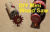 DIY: Cómo hacer una Mini Sierra para madera