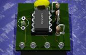 Procesar las imágenes 3D de tu PCB usando Eagle3D y POV-Ray