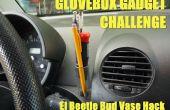 GUANTERA desafío GADGET - El escarabajo Bud florero Hack