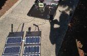 Estación de energía Solar portátil