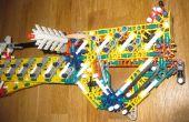 Rifle carabina de KVG