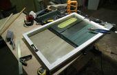 Una ventana doble acristalamiento DIY fácil de mantener