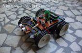 Ordenador portátil Robot controlado v2.0