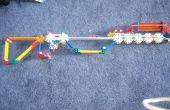 Como rifle de francotirador KVG