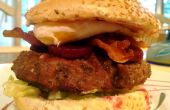 Fusión americana Aussie Burger