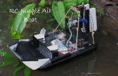Cómo hacer un barco de aire RC videoing y diversión