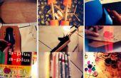 "Patineta Longboard DIY ""Deck"" gráficos"