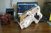 Carnifex M-6 goma pistola del corte del laser de efecto total