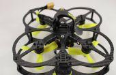Cómo construir el quadcopter FPV interior ultimate