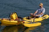 SIP doble Motor y PUFF controlado sistema de Kayak