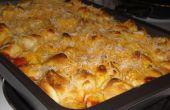 Cacerola de la pizza - lo mejor de ambos mundos!