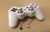 Disparadores de vibración en el controlador de PlayStation 3