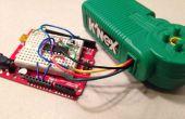 Arduino + motores K'nex