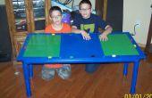 Cómo hacer una mesa de Lego de la pipa del PVC