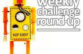 Resumen del reto semanal: 17 de octubre de 2011