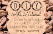 3 productos de belleza bricolaje que liso y firme la piel