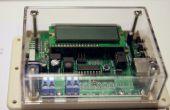 OpenSprinkler: Controlador de la válvula de aspersión habilitado para la Web Open-source