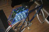 Bicicleta soporte de cerveza