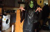 ¿Bruja malvada barata, rápida y fácil disfraz de Halloween