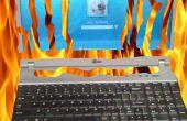 Cómo detener el recalentamiento de su portátil