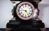 Antiguo reloj actualización