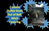 Perilla palanca de cambios personalizados rápida para vehículo