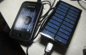 Cargador Solar USB carga portátil