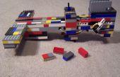 La ballesta de Lego C4 semi-automatica