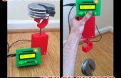 3D impreso Sensor de fuerza para el aula