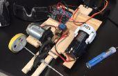 Vehículo autónomo Arduino