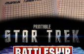 Star Trek juego de combate táctico acorazado (ponencia)