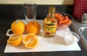 Margarita de zanahoria