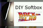 Como hacer un Softbox para menos de 10$ DIY