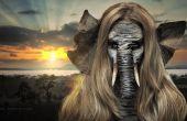 Selva libro elefante - Tutorial de maquillaje SFX